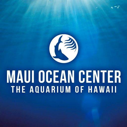 Maui Ocean Center Aquarium Logo